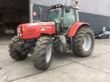 tracteur agricole Massey Ferguson 6485