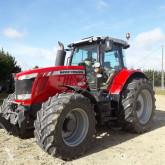 trattore agricolo Massey Ferguson MF 7722