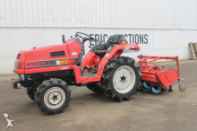 Mitsubishi MT15 4WD Mini Tractor Met Frees