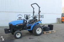 New Holland TC21D Mini Tractor
