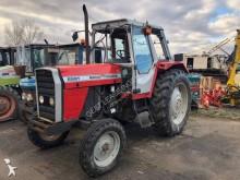 tracteur agricole Massey Ferguson 698T