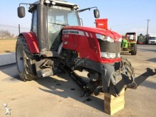 tracteur agricole Massey Ferguson MF 7600 7618 DYNA-VT *ACCIDENTE*DAMAGED*UNFALL*