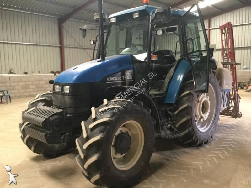 Lieblings Trattore agricolo New Holland TS100 usato - n°3088860 &QN_63