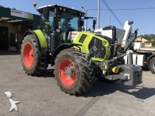tracteur agricole Claas Arion 660 Cmatic