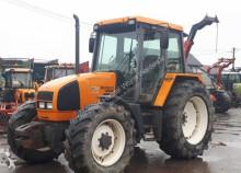 tracteur agricole Renault Temis 550 X Ares Caly mechaniczny szerokie kola