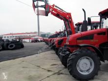 Belarus farm tractor