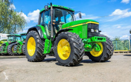 landbouwtractor John Deere 6810 PREMIUM - POWER QUAD - TLS - 2001 ROK
