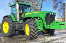 tracteur agricole John Deere JOHN DEERE 8220 POWERSHIFT - 2005 ROK