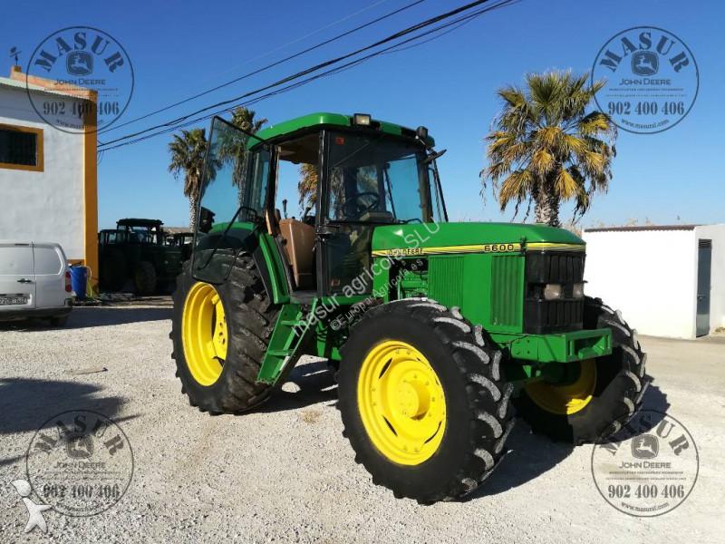 John Deere 6600 Landwirtschaftstraktor