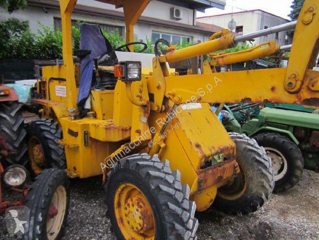 tracteur agricole venieri occasion