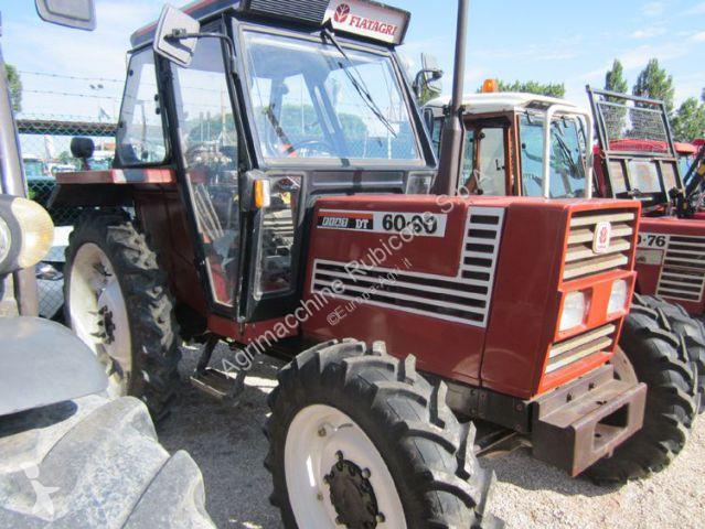 tracteur agricole fiatagri occasion