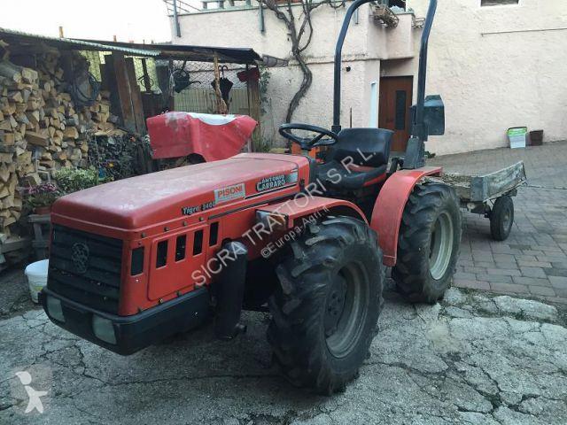 Trattori agricoli antonio carraro 3 annunci di trattori for Trattori usati antonio carraro 7500