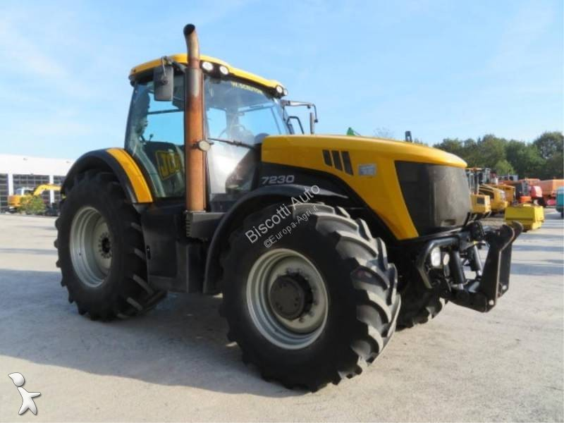 JCB 7230 farm tractor