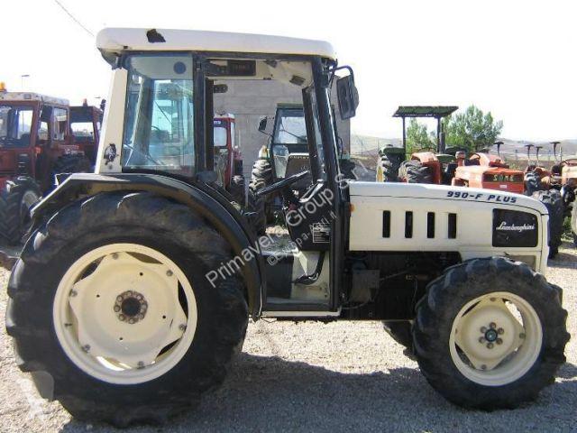 Lamborghini 990 plus f dt farm tractor