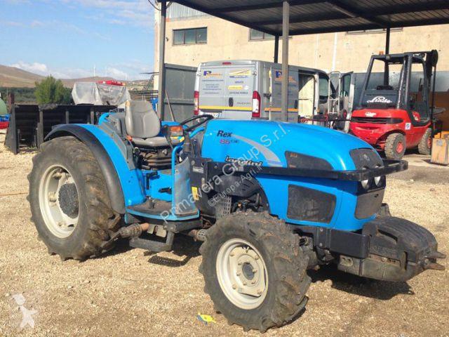Landini rex farm tractor