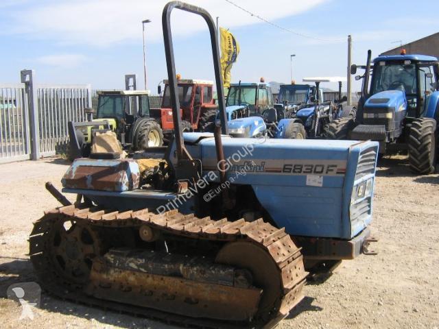 Landini 6830 f farm tractor
