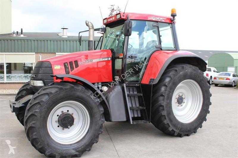 Case IH CVX 150 farm tractor