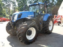 tracteur agricole New Holland T7 - Tier 4A T7.270 AC