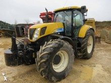 tracteur agricole New Holland T7060
