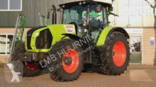 trattore agricolo Claas arion 620 cis