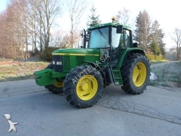 Tracteur agricole John Deere 6610.0