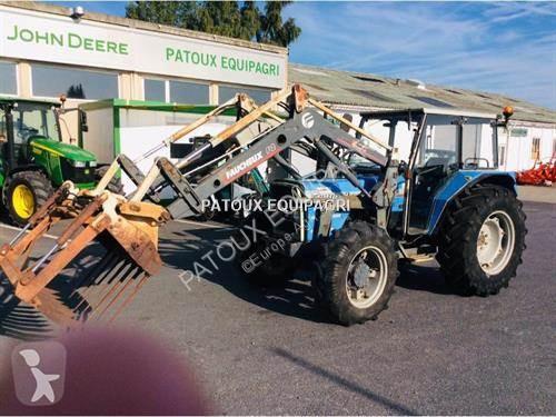 Tracteur agricole Landini 6870