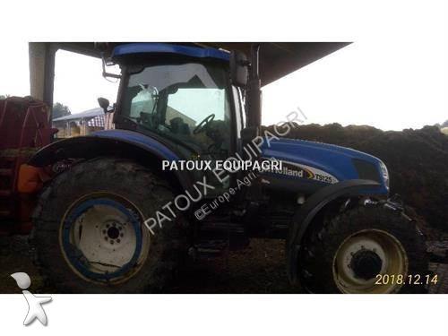 Tracteur agricole New Holland TSA 125