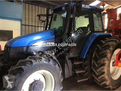 Tracteur agricole New Holland TS 115