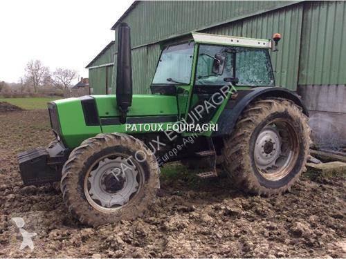 Tracteur agricole nc Deutz-Fahr DX 6.10