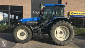 New Holland TM125 farm tractor