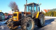 Renault 110.54 Nowe szerokie koła 110-54 bardzo dobry stan Komplet obciaznikow Rewers farm tractor