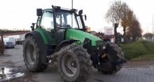 landbouwtractor Deutz-Fahr Agrotron 6.45s tuz wom pneumatyka ładne opony w ciągłej eksploatacji 145 120 Polecamy