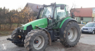 trattore agricolo Deutz-Fahr Agrotron 6.45s tuz wom pneumatyka ładne opony w ciągłej eksploatacji 145 120