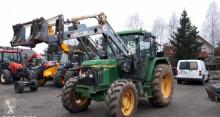 John Deere John Deere 6010 SE tur Faucheux opony 80% Bardzo Dobry Stan 6100 farm tractor