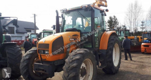 tractor agricol Renault Ares 566 RZ 2003 rok mocowania Mailleux rewers elektroniczny