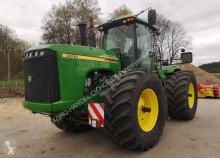 tracteur agricole John Deere 9320