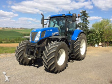 tracteur agricole New Holland T 7.250 AC