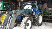 trattore agricolo New Holland T6010