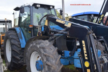 landbouwtractor New Holland 8340