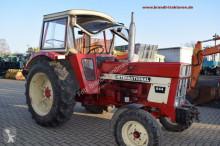 tracteur agricole Case 644