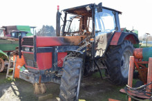 Case 844 XL Brandschaden farm tractor