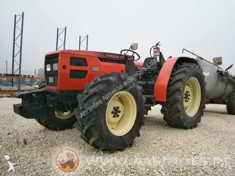 Same ARGON 70 farm tractor