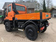 Mercedes Umimog Unimog U400 farm tractor