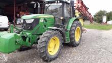 tracteur agricole John Deere 6115 M