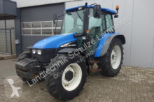 tracteur agricole New Holland TL 80