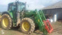 tracteur agricole John Deere 6110 M
