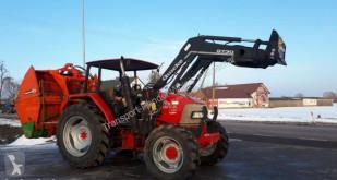 tracteur agricole Mc Cormick CX 85 Cabrio bez kabiny polbiegi tur Quicke bardzo dobry stan