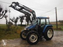 New Holland TS100 farm tractor