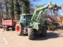 tractor agricol Fendt 412 + voorlader