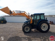 New Holland - TS100 4WD farm tractor